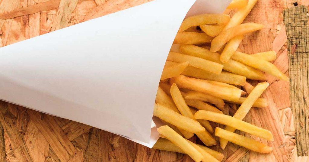 Tipos de bolsas para patatas fritas