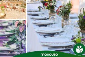 11 ideeën om de tafels van uw restaurant te versieren