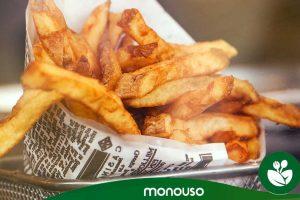 Aardappelschilfers: zakelijke voordelen wegnemen