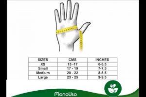 Hoe kiest u uw handschoenmaat: Ontdek het hier