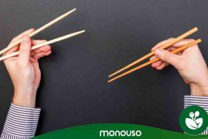 Hoe gebruik je eetstokjes om met je sushi te pronken?