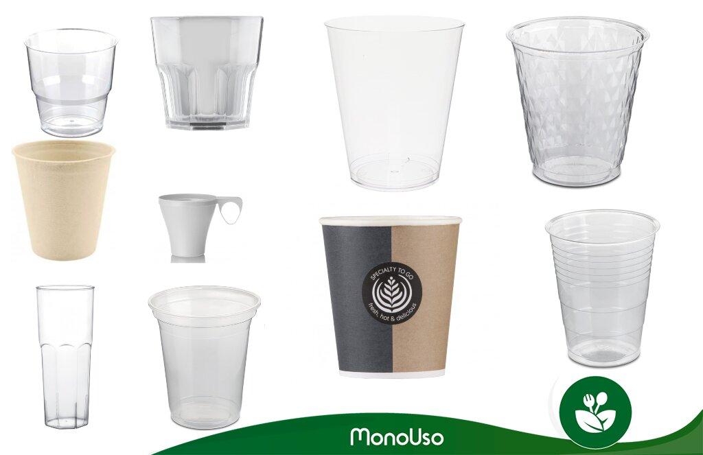 Cuántos ml tiene un vaso