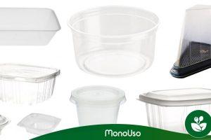 Soorten plastic levensmiddelenverpakkingen