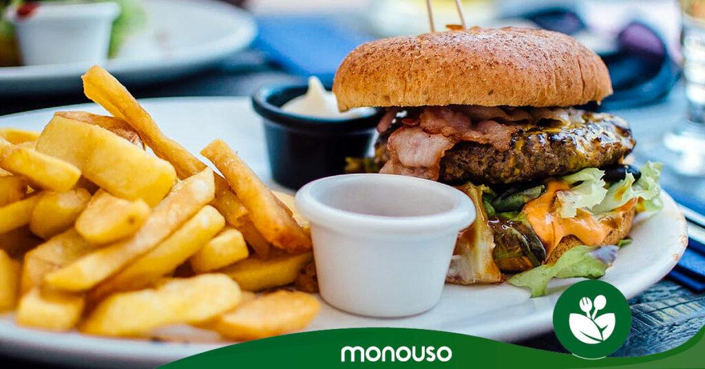 Fast food: tendencia gastronómica en alzaq