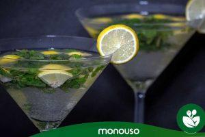 De beste plastic martini-glazen