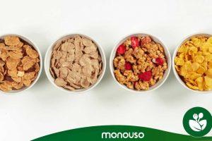 Muesli, granola en cornflakes, zijn ze hetzelfde?