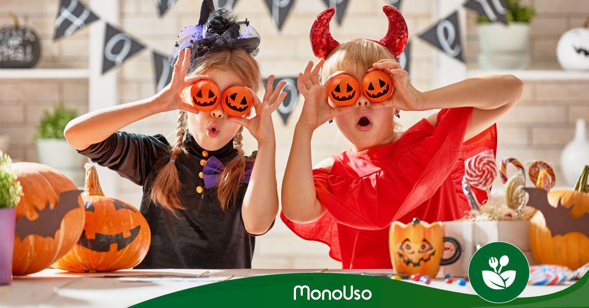 Halloween-gerechten voor kinderen – Snel en gemakkelijk