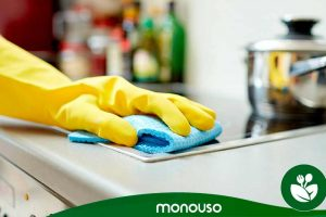 3 trucs voor het wassen van keukendoeken