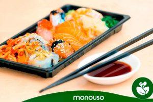 Top 3 producten voor sushi Monouso 2020