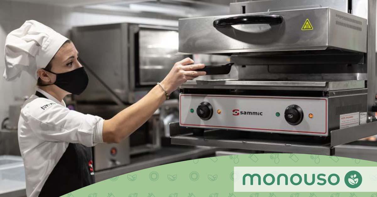 productiemethode voor koken en koelenand chill